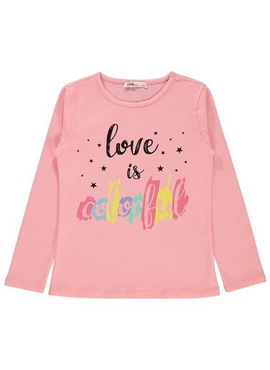 Civil Girls Sweatshirt Renkli
